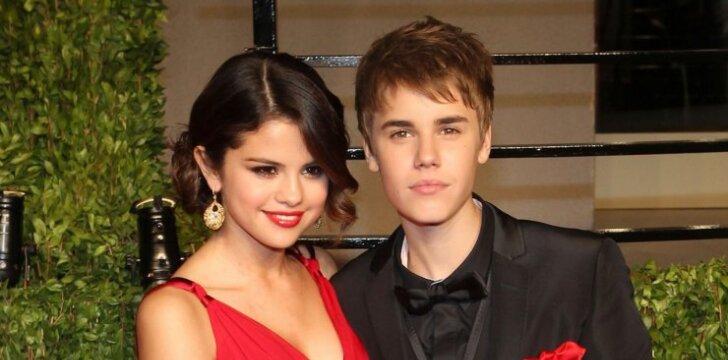 Selenos atsakymas, paklausus, kodėl ji grįžo pas Justiną, suvirpins širdį (FOTO)
