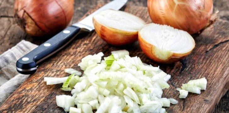 Netikėta: alternatyvūs svogūno panaudojimo būdai