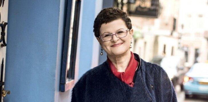 D. Kalinauskaitė: kaip rašytoja sužydėjau sulaukusi Žemaitės amžiaus