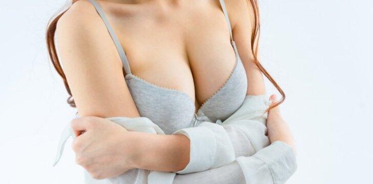 Krūtų didinimas: ar turi įtakos amžius?