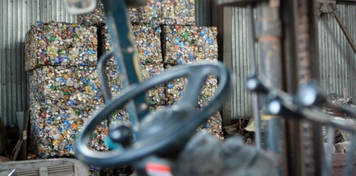 atliekų perdirbimas