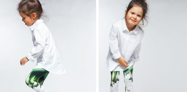 """Pristatyta vaikiškų tamprių kolekcija <sup style=""""color: #ff0000;"""">(FOTO)</sup>"""