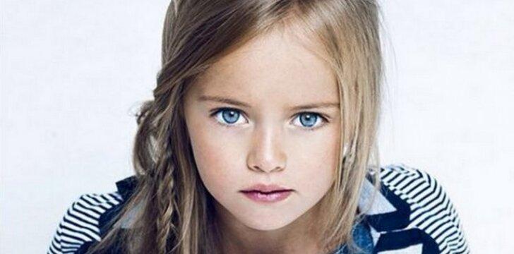 Prieš 8 metus ją vadino gražiausia pasaulio mergaite. Pažvelk, kaip ji atrodo dabar