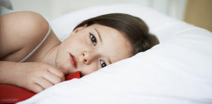 Epilepsija sergančiai mergaitei Vilniuje atlikta reta operacija