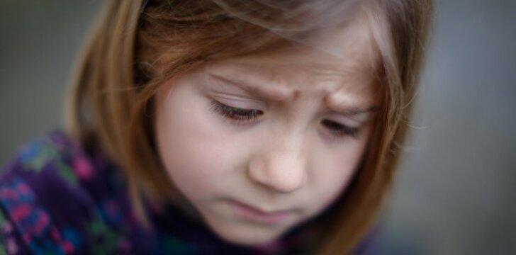 Mamos ir vaikų darželio konfliktą įžiebė vaiko antakiai