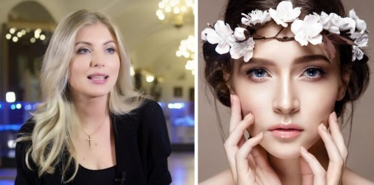 Karolina Taraškevič apie 2017 m. vasaros vestuvinio makiažo tendencijas