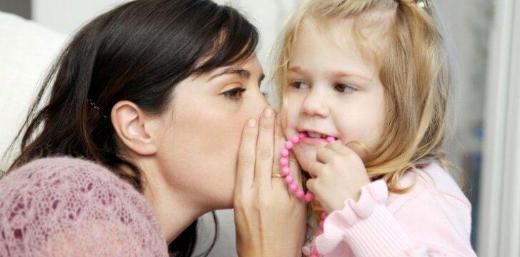 Veiksmingas būdas, kad vaikai klausytų tėvų – be rėkimo ir prievartos