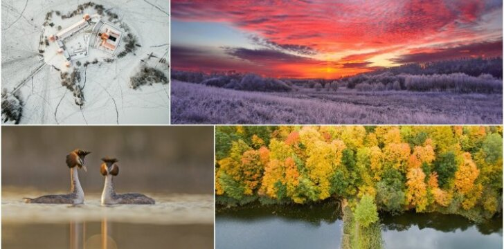 Nuostabi Lietuvos gamta