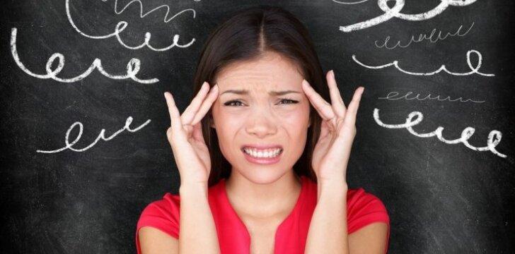 """TESTAS: sužinokite, kaip jus <span style=""""color: #ff0000;"""">veikia stresas</span>"""