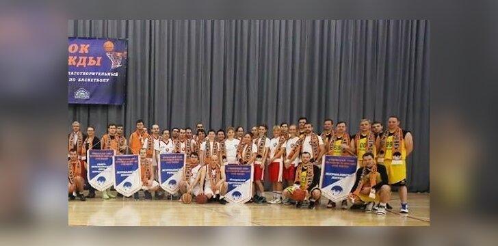 Lietuvos sporto žurnalistai iš Sankt Peterburgo grįžo su bronza