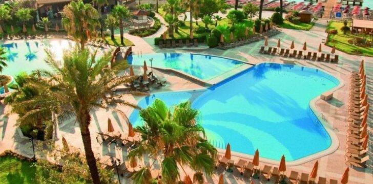 Atostogos su vaikais užsienyje: kaip nesuklysti renkantis viešbutį