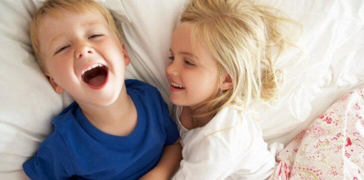 Kaip gimimo eiliškumas turi įtakos vaiko sėkmei