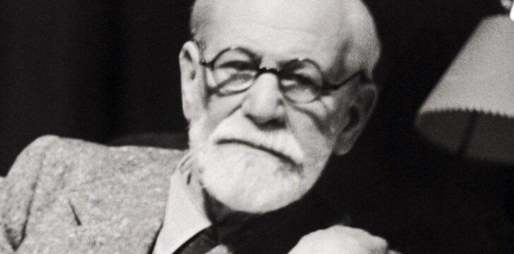 S. Freudui šiandien būtų sukakę 155 metai.