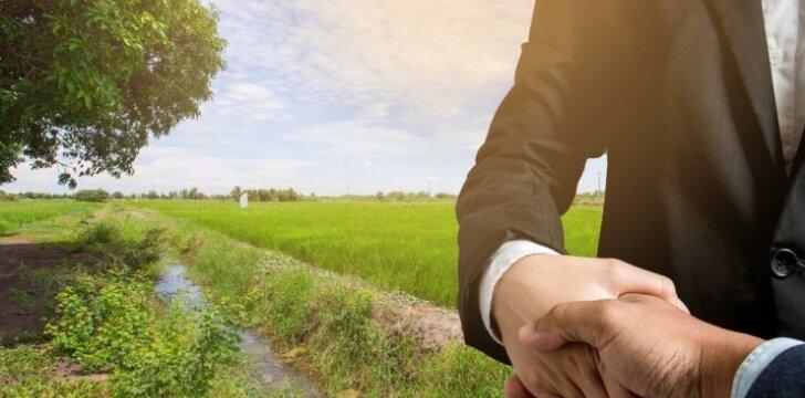 Kaip parduoti sklypą, namo projektą ir statybą leidžiančius dokumentus
