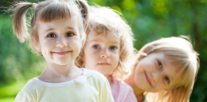 Šios savaitės renginiai šeimoms su vaikais