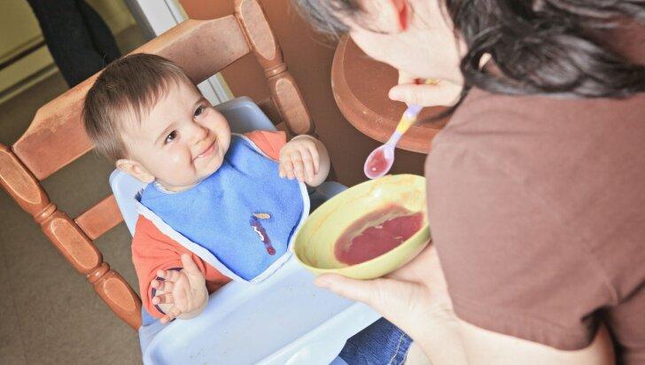 10 patarimų, kad kūdikio primaitinimas būtų lengvas