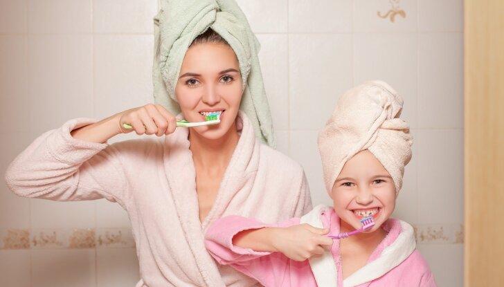 Dovanų - suomiškos dantų pastos mažyliams!