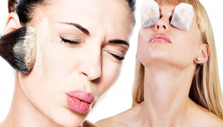 Štai, kas išgelbės nuo paburkusių paakių ir išsausėjusios odos