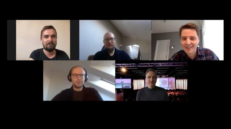 """LiMA online"" vaizdo konferencija"
