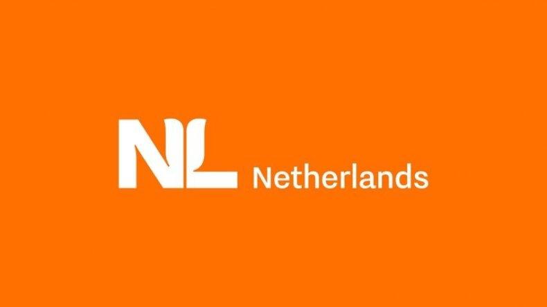 Nyderlandų naujas logotipas