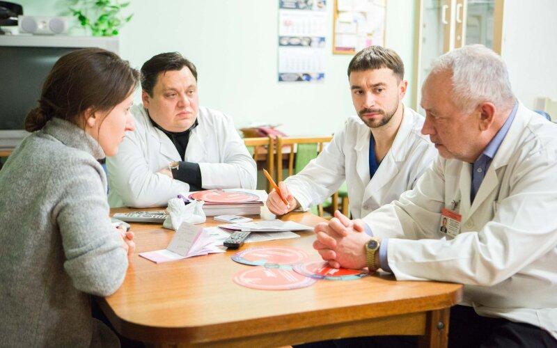 medicinos darbuotojai