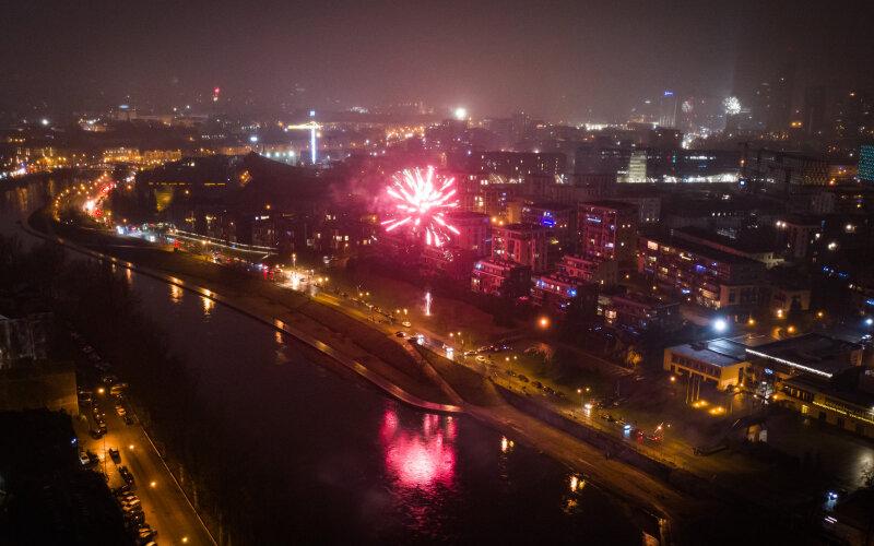 Naujųjų metų naktis