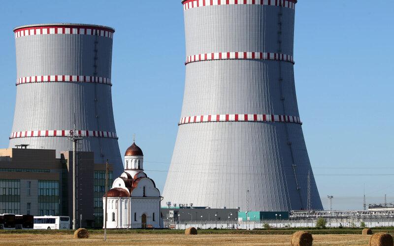 Astravo elektrinė