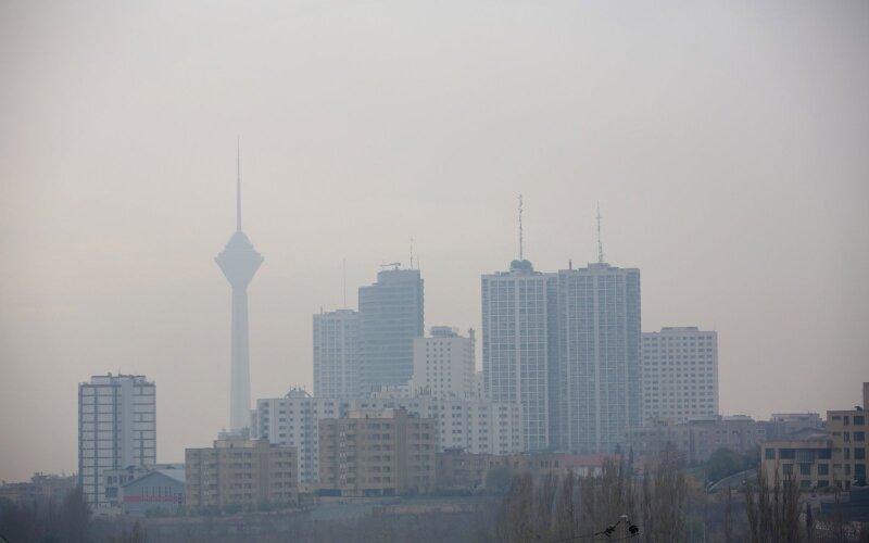 oro užterštumas