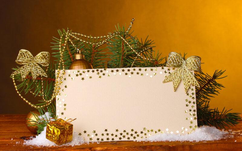 Kalėdiniai atvirukai