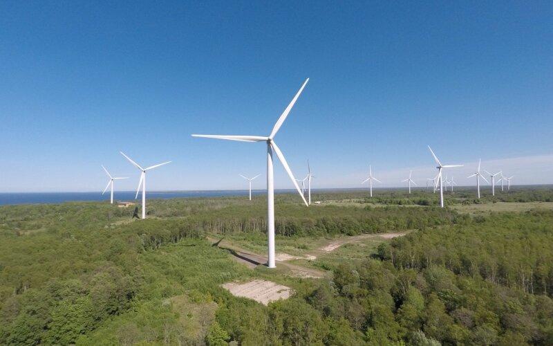 atsinaujinantys energijos ištekliai
