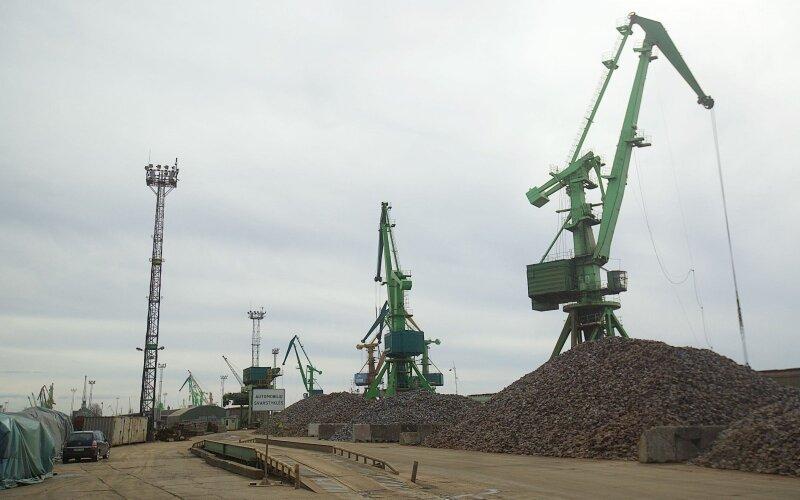 Klaipėdos jūrų krovinių kompanija