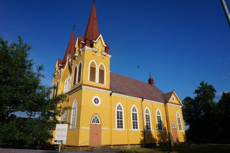 Medingėnų Švč. Trejybės bažnyčia