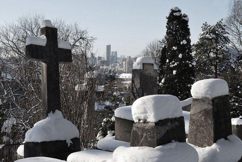 Saulės kapinės Vilnius