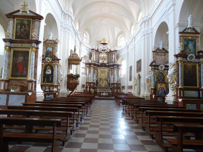Švč. Mergelės Marijos apsilankymo bažnyčia