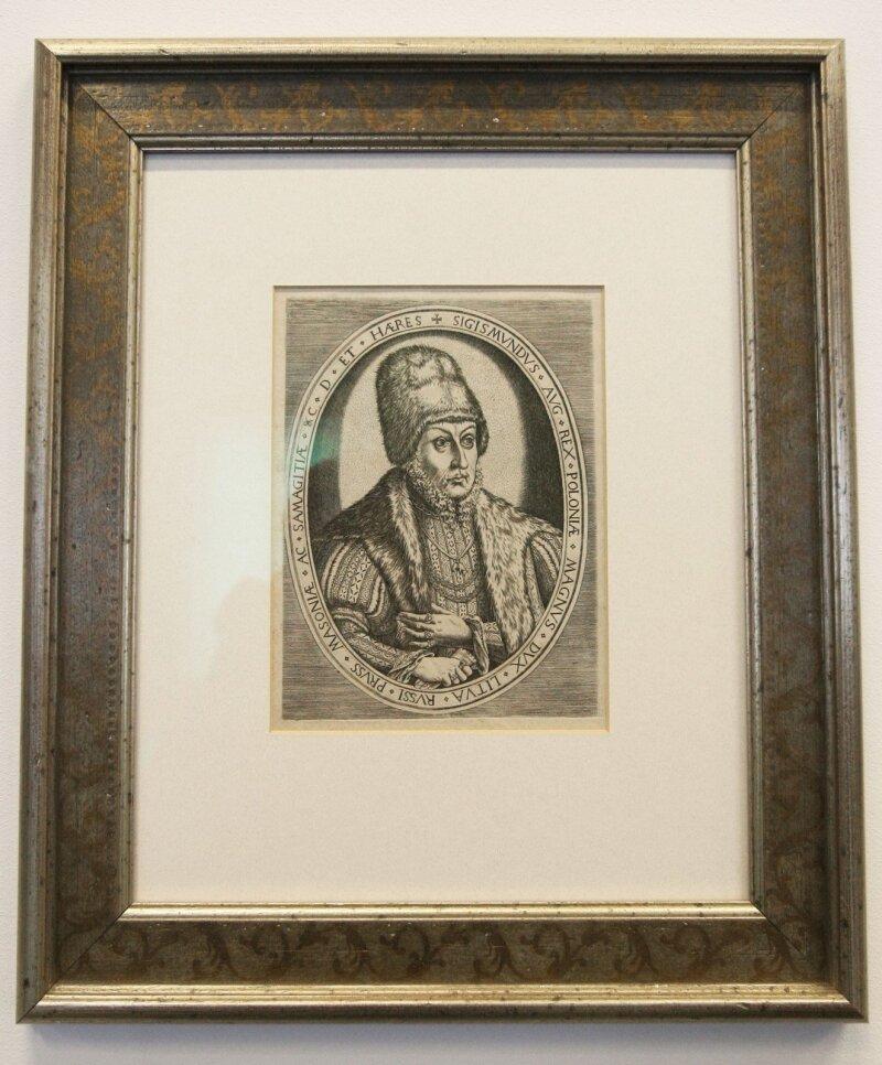Lietuvos didysis kunigaikštis ir Lenkijos karalius Žygimantas Augustas