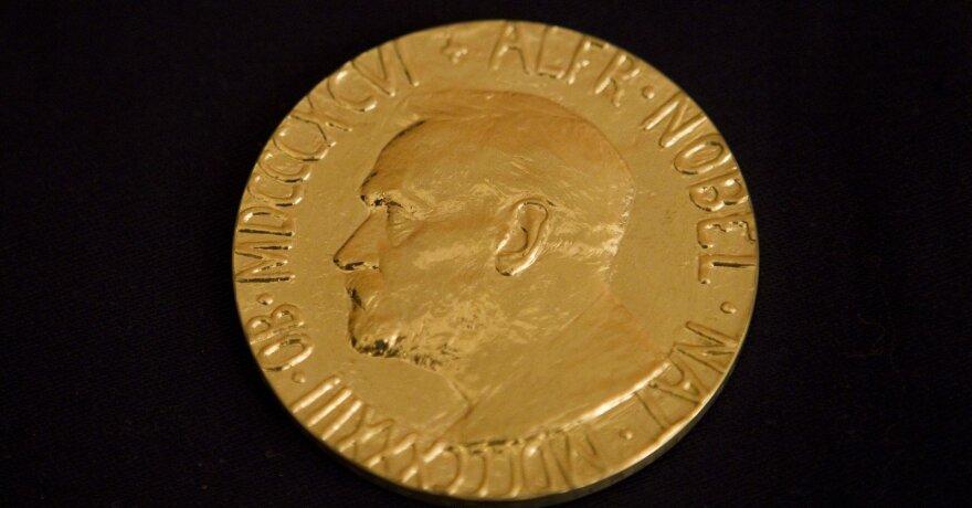 Nobelio literatūros premija