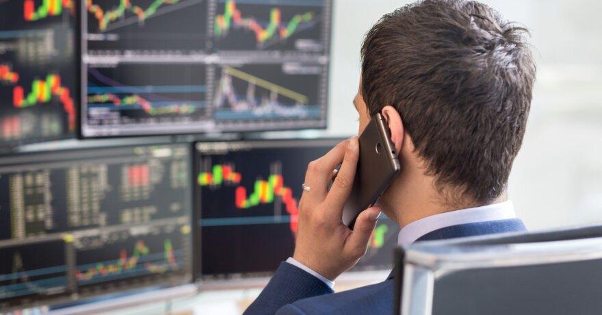 akcijų rinkos karjeros galimybės)
