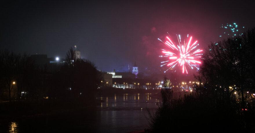 Naujųjų metų išvakarės
