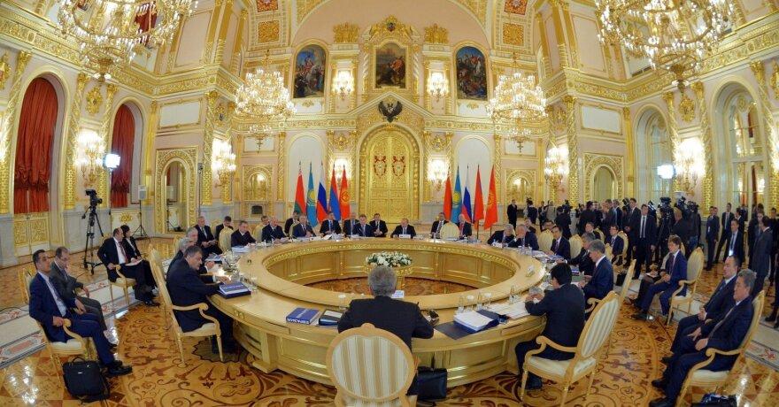 Eurazijos sąjunga