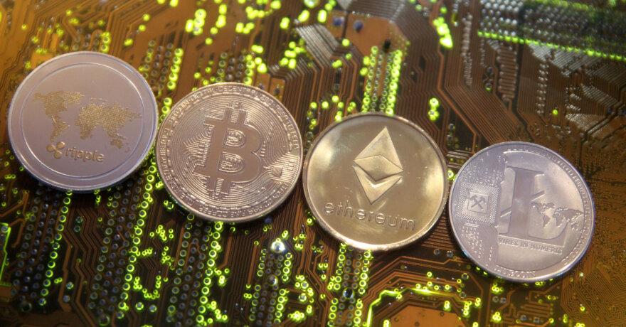 kriptovaliutų prekyba