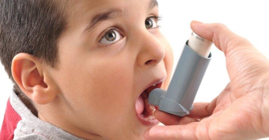 bronchinė astma
