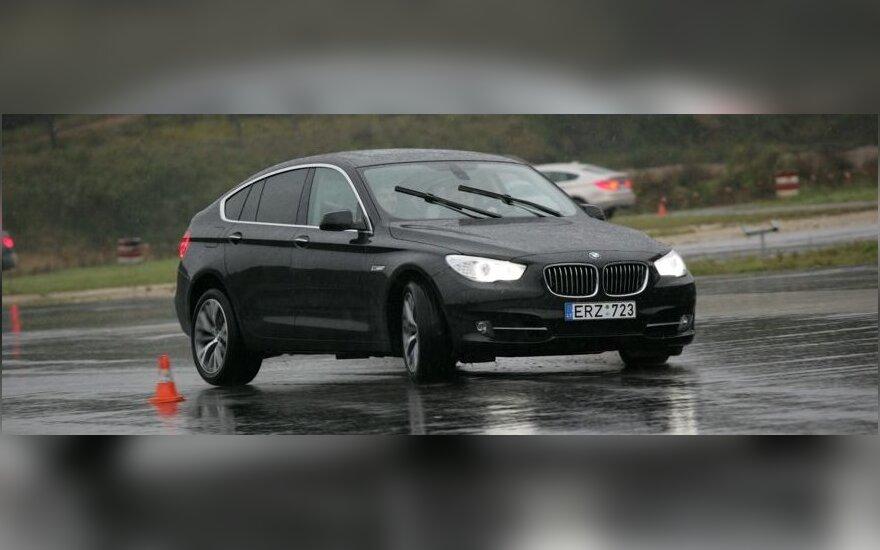 BMW 5-os serijos GT