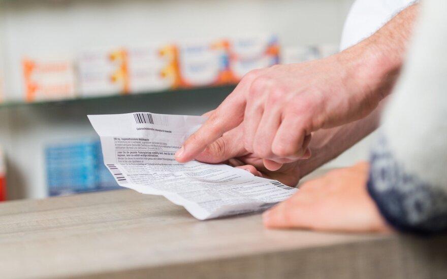 Originalūs ir generiniai vaistai: ko iš tiesų bijoma ir kiek tos baimės pagrįstos?