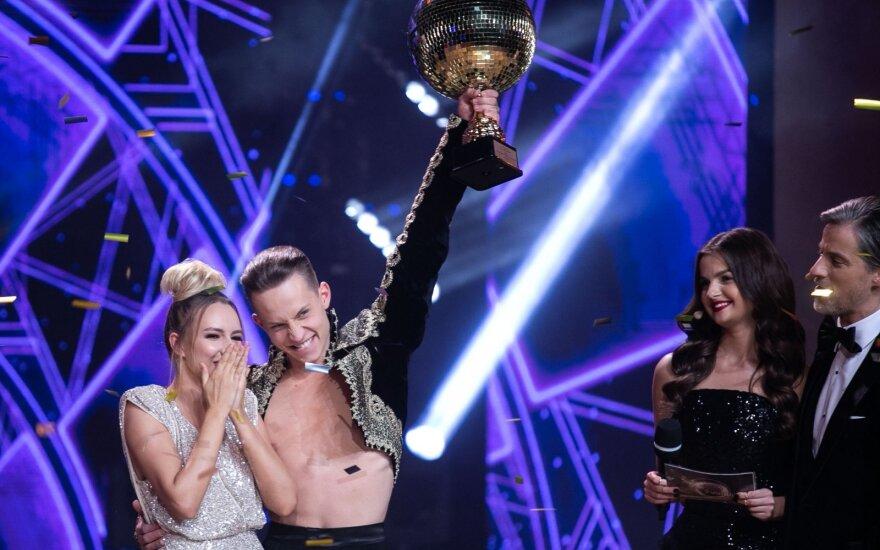 Finalą laimėjo Paula Valentaitė ir Gedvinas Meškauskas