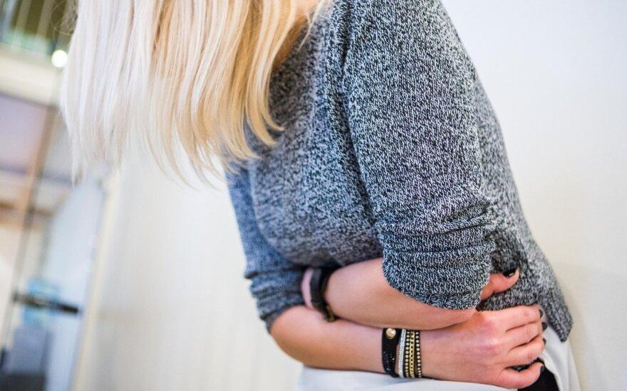 Virškinimo sutrikimus sukelia ne tik maistas: sergančių tik daugėja