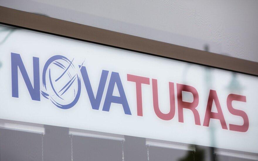"""""""Novaturo"""" akcijos įtraukiamos į Vilniaus ir Varšuvos biržas"""