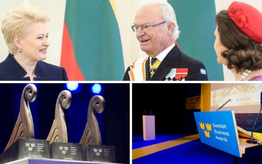 Švedijos verslo apdovanojimai 2015