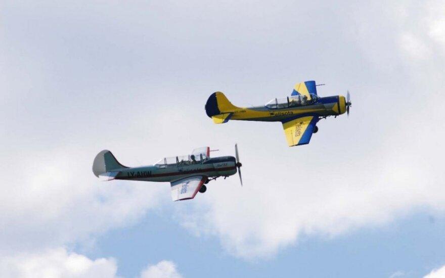 Akrobatiniai skrydžiai