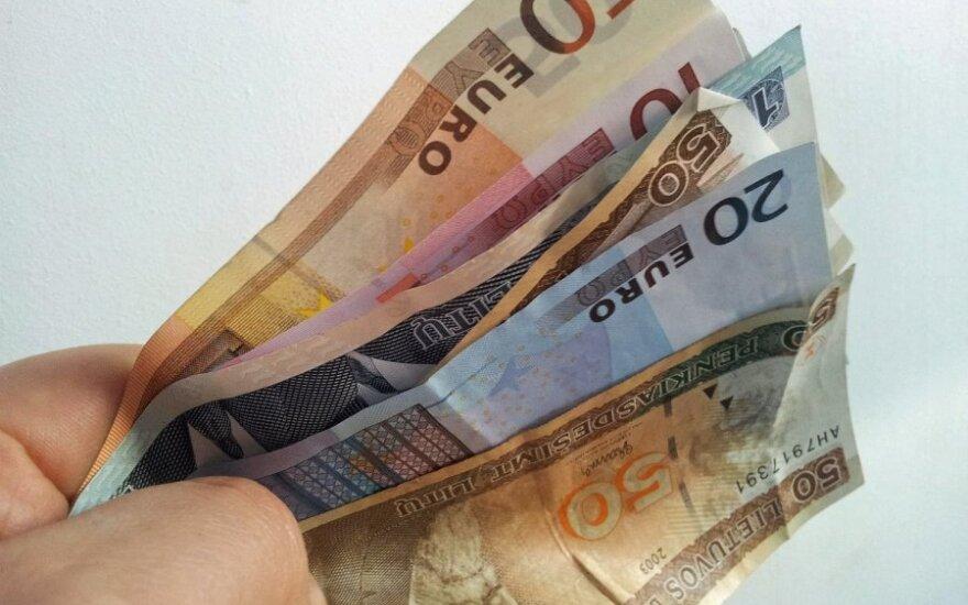 Kodėl lietuviai atrodo turtingesni už norvegus?