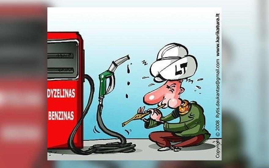 Pradedami degalų viešieji pirkimai per CPO